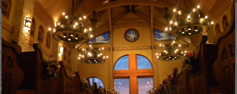 indoor chapel